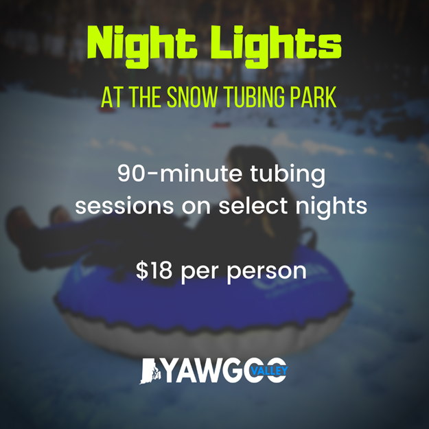 Picture of Night Lights 90-Minute Tubing Specials