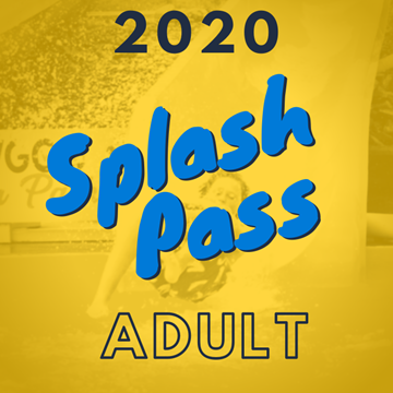 Picture of Splash Pass 2020 - Adult
