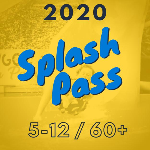 Picture of Splash Pass 2020 - Junior/Senior