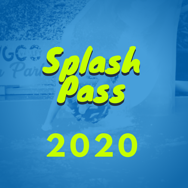 Picture of Splash Pass 2020 - SOLD OUT