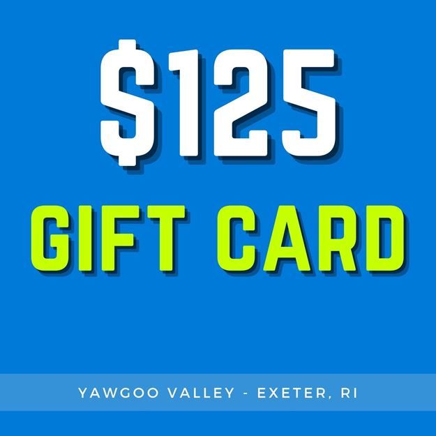 Picture of $125 Gift Card